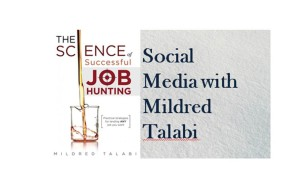 Episode 5 – How to use social media in your job search with Mildred Talabi